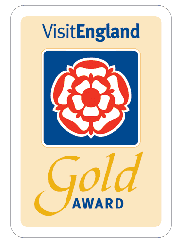gold award blackpool bb Blackpool B&B