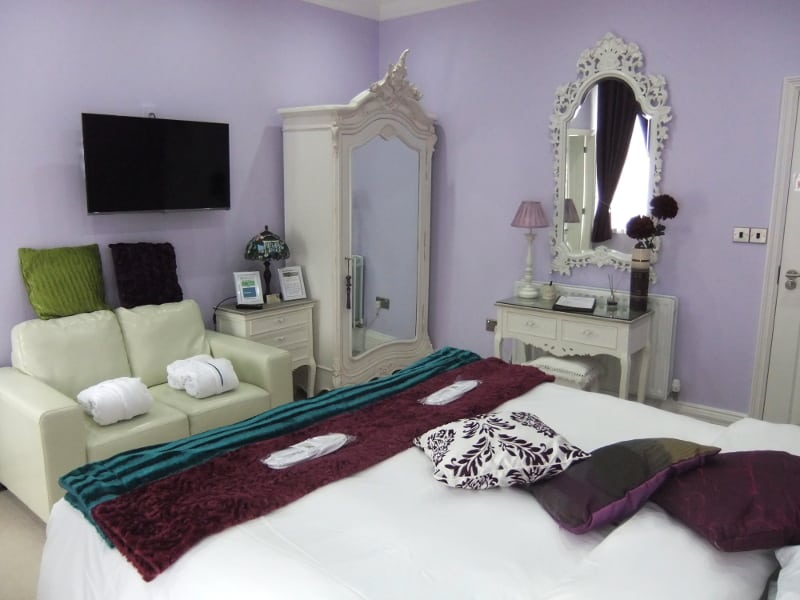 Rooms With A Superking Bed In Blackpool